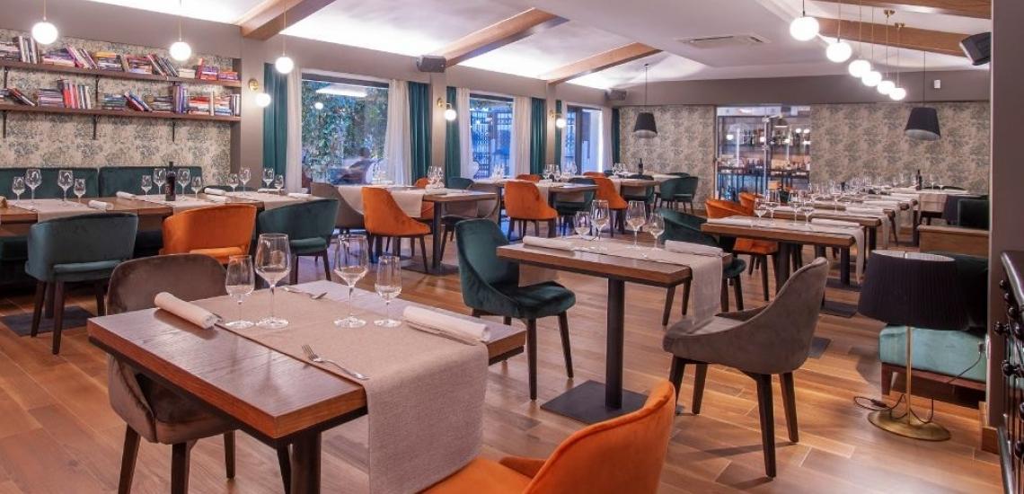 A Club Restaurant, ресторан A Club в Будве