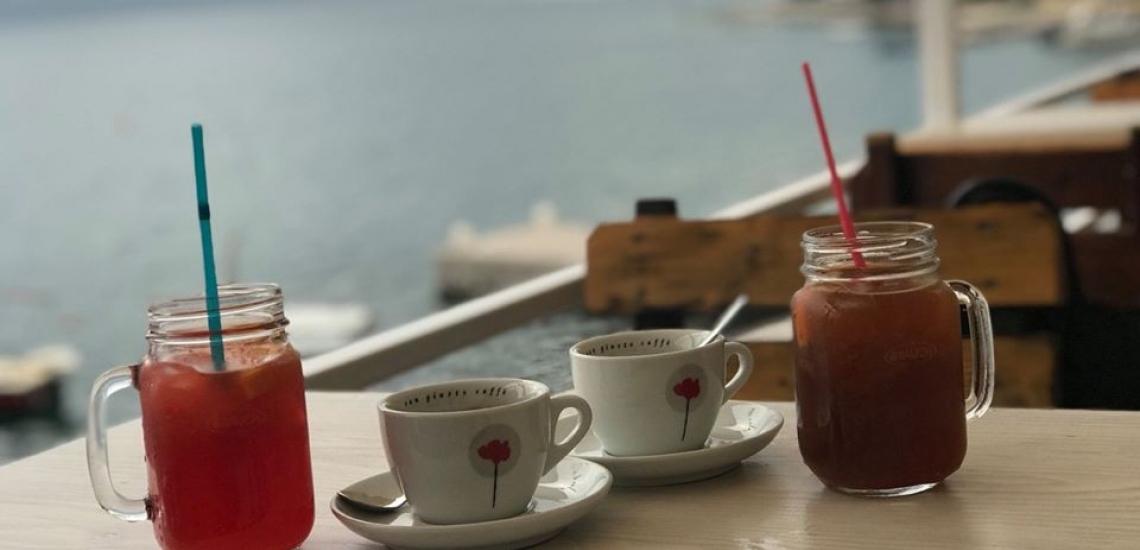 Caffe Bar Regata, кафе-бар Regata в Тивате